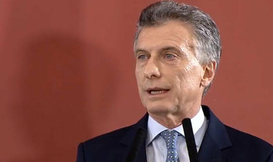Mauricio Macri es nombrado presidente ejecutivo de la Fundación FIFA