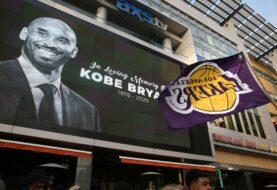 NBA se vistió de luto en jornada marcada por la muerte de Bryant