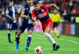 Chivas de Guadalajara, Pumas UNAM y San Luis comparten la cima en México