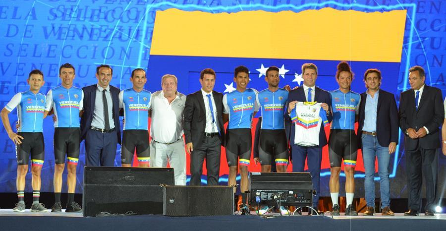 Ciclismo venezolano se niega a morir por la desidia económica