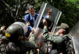 """Maduro dice que Guaidó """"no quiso dar la cara"""""""