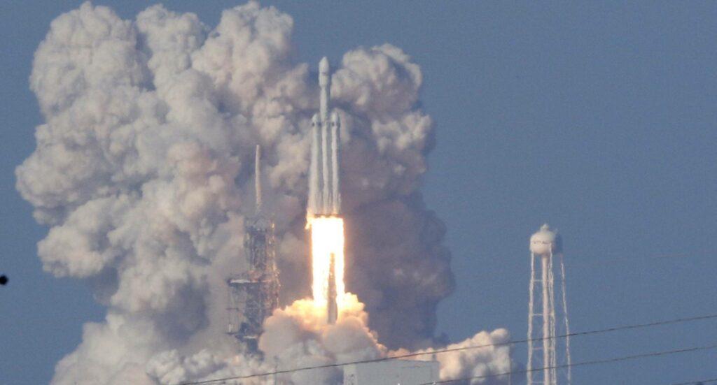 Space X está listo para lanzar un Falcon 9