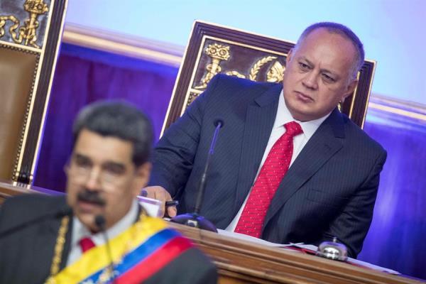 Cabello llama a ocupar el Parlamento ante sesión de la AN
