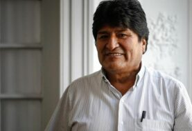Evo Morales afirma que EEUU no quiere que él vuelva a Bolivia