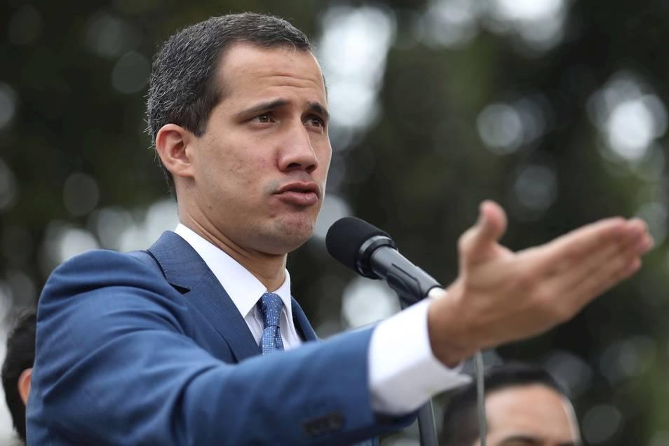 Guaidó viajará a Europa en busca de mayor presión internacional