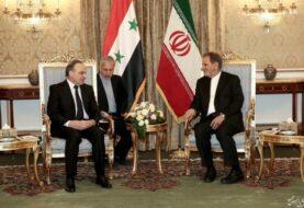 Irán llama ante Siria a la unidad para expulsar a EE.UU. de Oriente Medio
