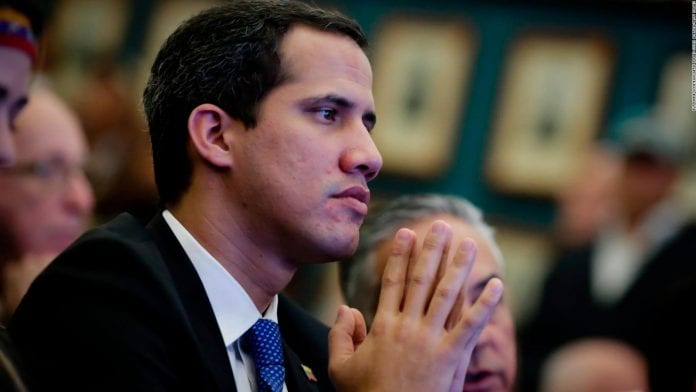Japón reafirma su apoyo a Juan Guaidó como presidente