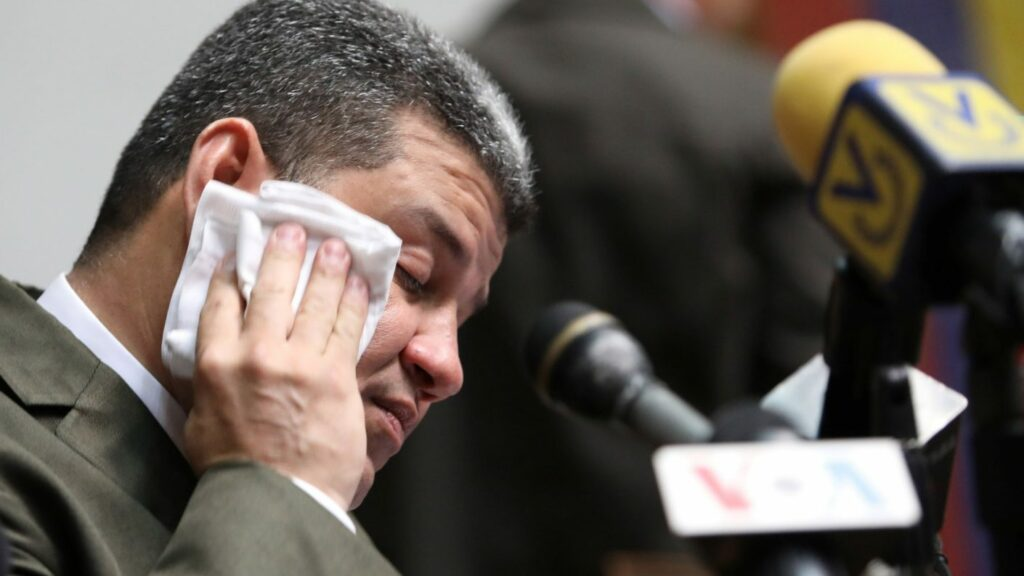 Maduro repudia sanciones de EEUU contra Luis Parra