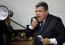 """Luis Parra exige a Maduro que """"dé la cara"""""""