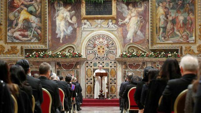 El papa atribuye las crisis en Latinoamérica a la desigualdad y la corrupción