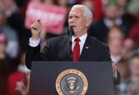 Pence hace campaña en Florida entre Latinos por Trump