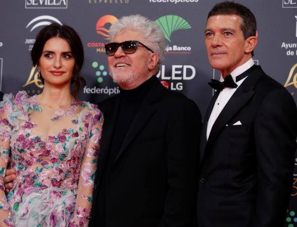 Penélope Cruz y Antonio Banderas rodarán juntos una comedia