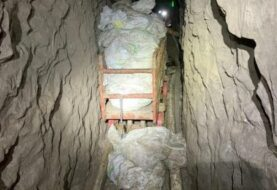 Revelan el mayor túnel clandestino transfronterizo entre San Diego y Tijuana