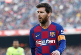 """Messi sobre el caso de las redes sociales: """"Lo veo raro"""""""
