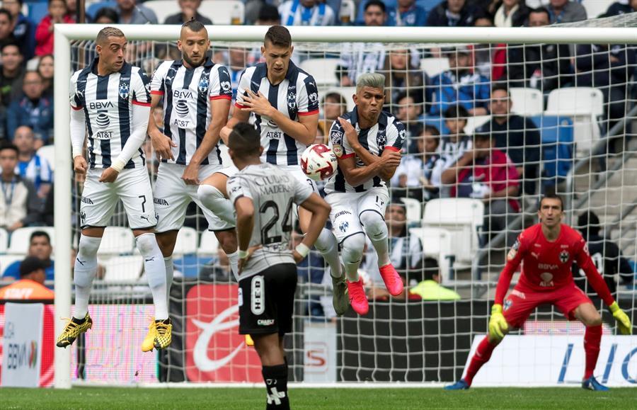 El líder León recibe al campeón Monterrey en la quinta jornada