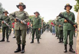 ¿Escudo?, Inicia en el Táchira ejercicio Militar