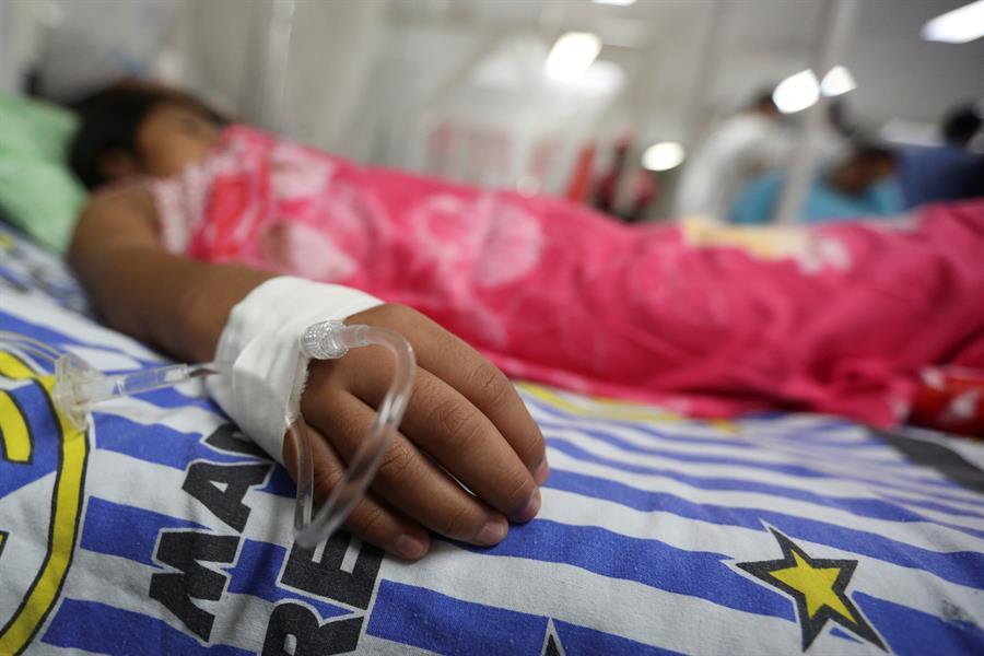 Sube a cinco la cifra de muertes por dengue en Honduras