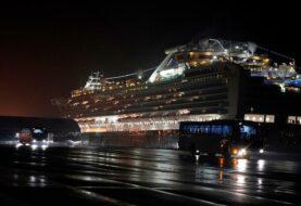 Estados Unidos repatria a sus ciudadanos del crucero en Japón