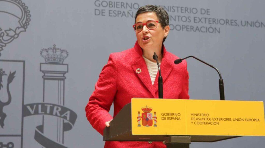 España niega un cambio en su política hacia Venezuela