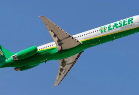 La venezolana Laser Airlines abrirá la ruta Bogotá-Caracas el 10 de febrero