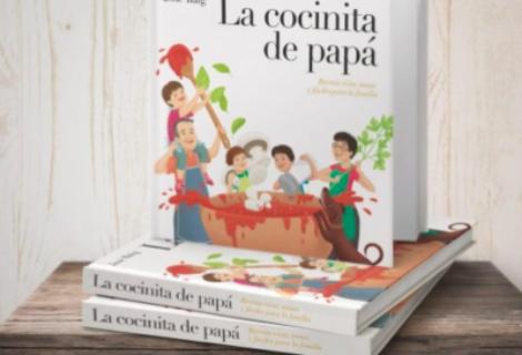 """Libro """"La Cocinita de Papá"""" por José Baig será presentado en Miami"""