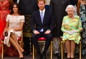 Enrique y Meghan se despiden de la monarquía el 31 de marzo