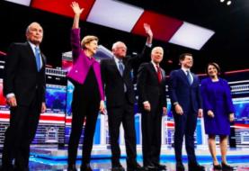 Primarias demócratas explotan contra Bloomberg en el debate de Las Vegas