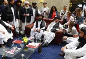 Talibanes anuncian que firmarán un acuerdo con EE.UU.