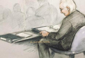Assange comparece al inicio de su juicio de extradición a EEUU por espionaje