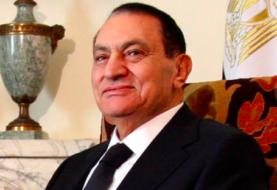 Fallece expresidente egipcio Hosni Mubarak