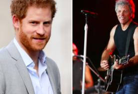 Jon Bon Jovi se reunirá con el príncipe Enrique en los estudios de Abbey Road