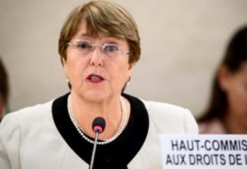 Bachelet denuncia amenazas a derechos humanos en Venezuela y Colombia