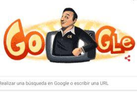 Google celebra el natalicio 91 de Chespirito
