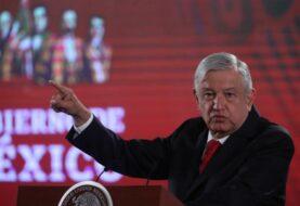 """López Obrador señala una """"mano negra"""" tras las protestas y paros de la UNAM"""