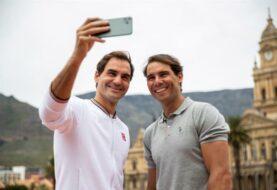 Nadal y Federer se preparan para batir récord mundial de público en Sudáfrica