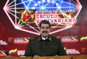 Maduro ordena que sean permanentes los ejercicios militares