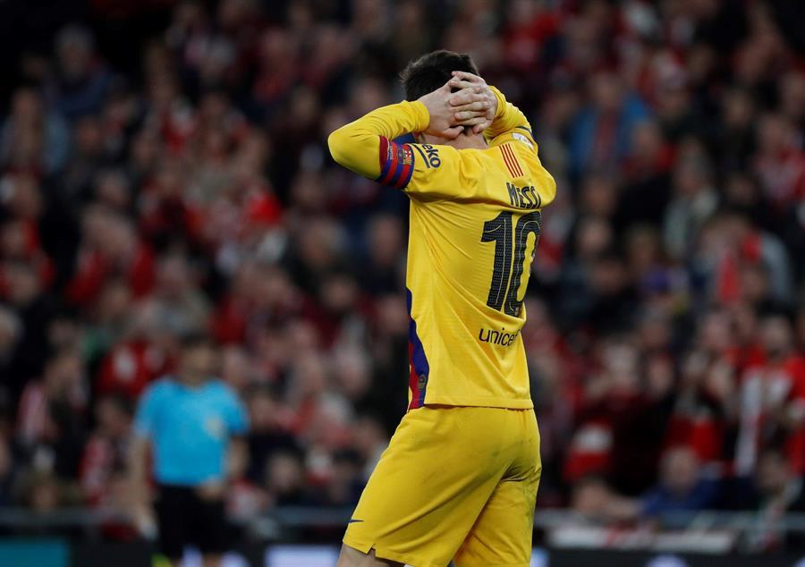 Messi, futbolista mejor pagado del mundo por delante Ronaldo, según L'Equipe