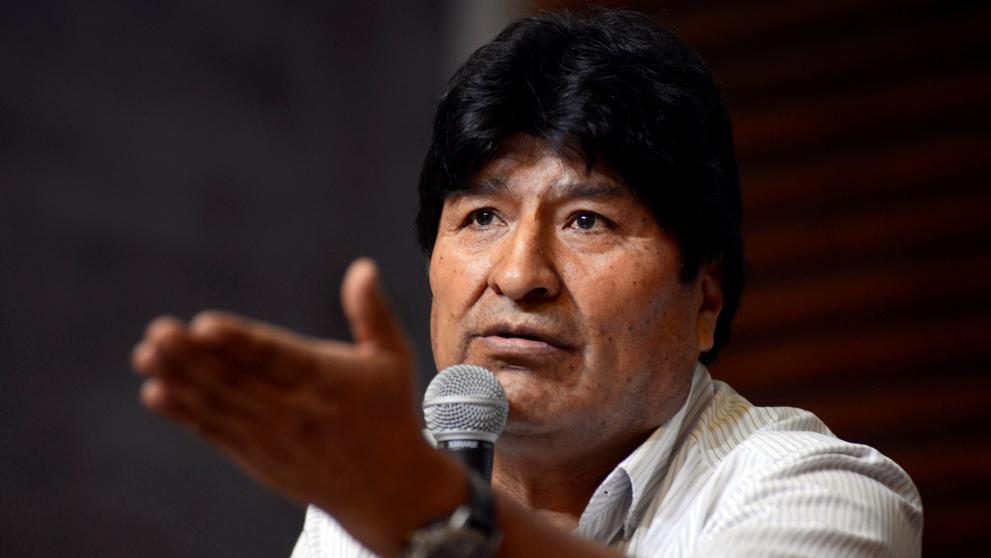 Bolivia empieza las elecciones con Morales como candidato a senador