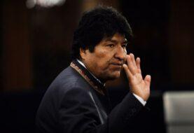 """Quiroga dice que Morales se va por ser """"un invitado tóxico"""" en Argentina"""