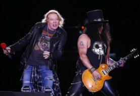 Guns N' Roses anuncia una gira por Estados Unidos y Canadá