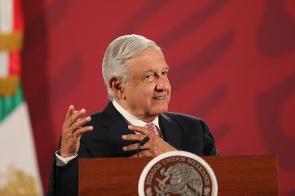 López Obrador desconoce supuesta investigación de México a Peña Nieto