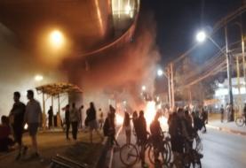 Piñera enfrenta un nuevo ataque a estación de metro en Santiago