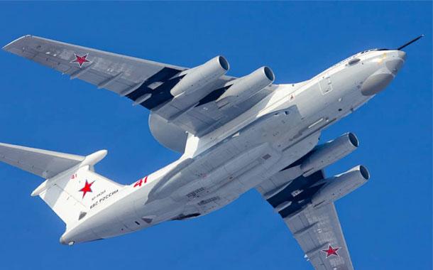 Rusia envía un avión militar a China para repatriar a sus ciudadanos