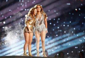 Shakira y JLo dan mensaje de orgullo latino y poder femenino en el Super Bowl