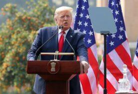 Trump valora positivamente la reducción de la violencia en Afganistán