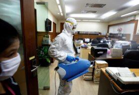 El coronavirus puede sobrevivir en el aire durante 30 minutos