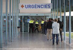 En España los hospitales están desbordados y personal agotado
