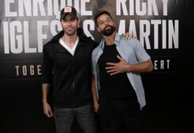 Ricky Martin y Enrique Iglesias anuncian gira conjunta por EE.UU. y Canadá