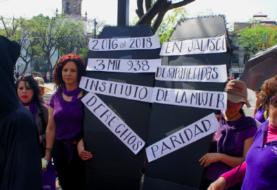 México llega al Día de la Mujer acuciado por una ola de feminicidios