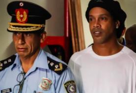Ronaldinho apela a prisión preventiva en Paraguay por uso de pasaporte falso
